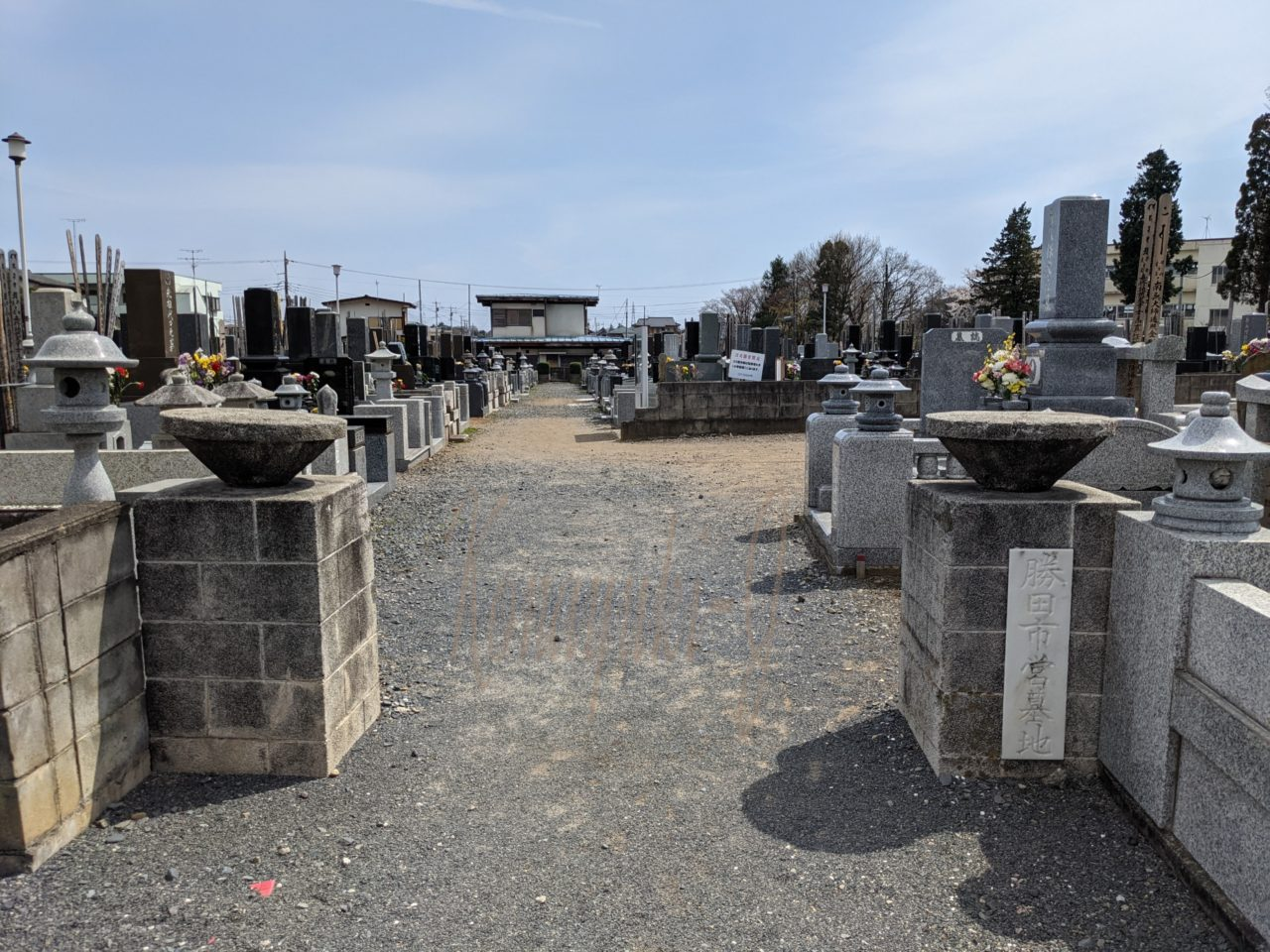 ひたちなか市営堀口墓地 画像1