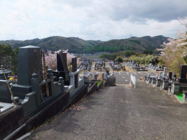 常陸太田市松平第一、第二、第三霊園 画像1